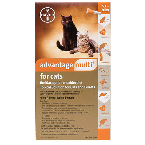 Advantage Multi Advocate For Cats Buy Advantage Multi