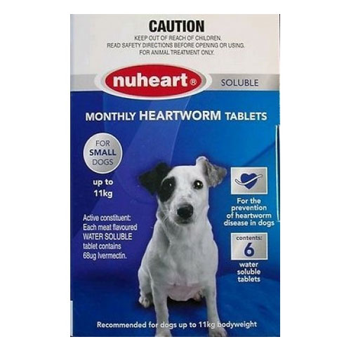 Nuheart Generic Heartgard For Dogs Buy Nuheart Generic