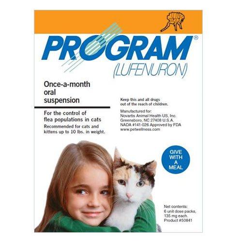 Program For Cats Buy Program Flea Tablets Flea Control